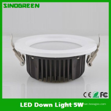 High Quality LED Down Light Ce RoHS AC100V-AC240V