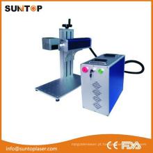 Metal Laser Marking para venda / preço barato máquina de marcação a laser da China