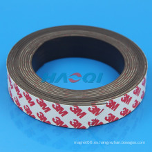 25mm de tipo flexible de caucho flexible Self Stick Magnetic Strips