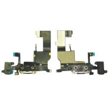 Original Charging Connector Flex Cable Replacement Parts for iPhone 5