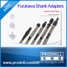High quality wholesale threaded rock drill mining shank adapters