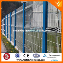 China supplier steel wire welded cheap wire mesh fence