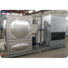 Mini machine de GTM-4 à contre-courant de circuit fermé de Superdyma de 20 tonnes pour le système de climatisation