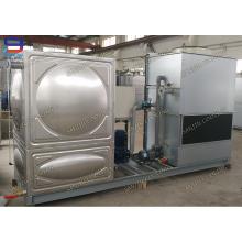 Máquina do fluxo fechado do contador de circuito fechado de 20 toneladas Superdyma mini para o sistema de condicionamento de ar