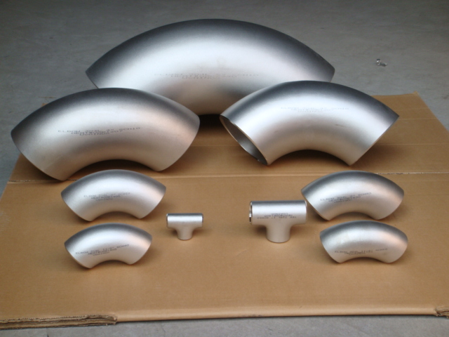 90 Gelar Stainless Steel Elbow