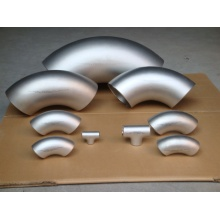 "3A sanitary stainless steel elbows 1.5"" ss304 with welding end"