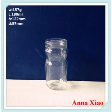 200ml or 7oz Glass Coffee Jars