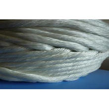 Pipe insulation High Temperature Fiberglass Twisted Rope Br