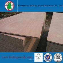 Bom Blockboard de 18mm para o uso da mobília