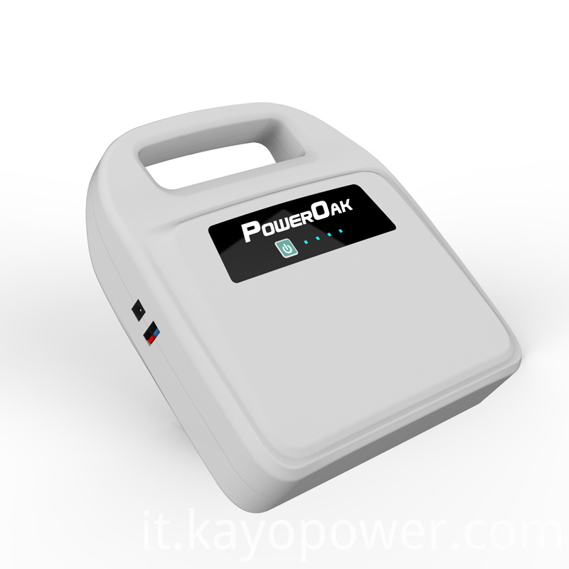 PC battery backup