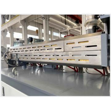 Small Lab PVC, Pet, ABS, PP/PE, PE, PP, PC, PMMA, PA, PS, PP Extruder Pelletizing Machine