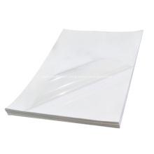 100micron formato A3 impressão a jato de tinta filme PET para serigrafia positiva