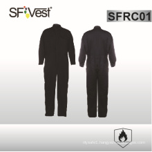new products 2015 flame resistant workwear overalls uniform flame retardant coverall