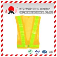Trafficreflective de seguridad de alta visibilidad (chaleco-4)