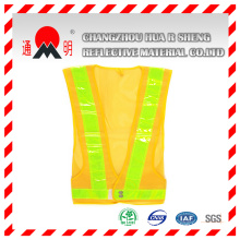 Trafficreflective de sécurité haute visibilité (Vest-4)