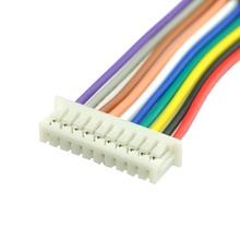 Connecteur Molex à 1 broche 10 broches Jumping Wire