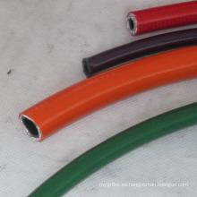 Tubo hidráulico de la manguera hidráulica R7 / R8 del elastómero termoplástico de la curva del precio bajo