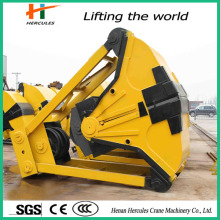 Customise Orange Peel Block Hydraulic Excavator Grab for Scrap