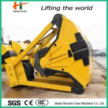 Настроить апельсиновой корки блок гидравлический экскаватор грейфер для металлолома