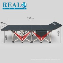 Wholesale Modern Portable Army Military Metal Extra Guest Camping Office Folding Bed