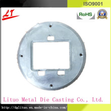 Dongguan qualidade estável liga de alumínio Die Casting uso doméstico partes da tampa