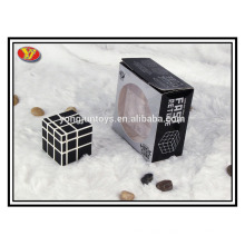 Black mirror bump blocks cube magic cubo high quality toys