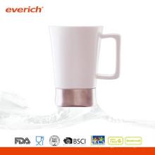 Novo chega caneca de café cerâmica personalizada de alta qualidade