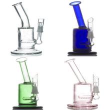 Plataforma petrolera Nano Inline Perc para el humo con 4colors (ES-GB-076)