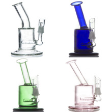 Nano Inline Perc Oil Rig for Smoke with 4colors (ES-GB-076)