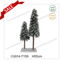 H55cm Plastic Christmas Decoration Supplies Type Arbre de Noël
