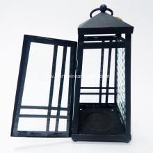 Castle Design Wedding Hurricane Metal Lantern