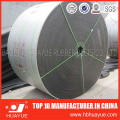 Heat Resistant Ep Fabric Rubber Conveyor Belt