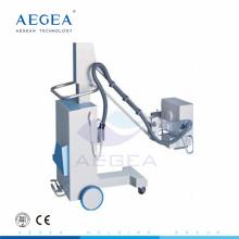 AG-D0022 beweglicher 1.5mm örtlich festgelegter medizinischer Diagnosehinweis der Anodenfokus-Hochfrequenz digitaler Röntgenstrahlmaschinenpreis
