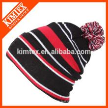 Sombreros de punto de acrílico