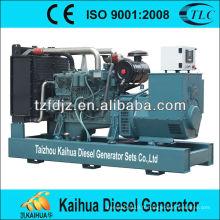 Groupes électrogènes diesel silencieux de 160kw Daewoo