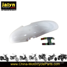 ABS Motorcycle White Painted Front Fender Fits for Honda Cargo125