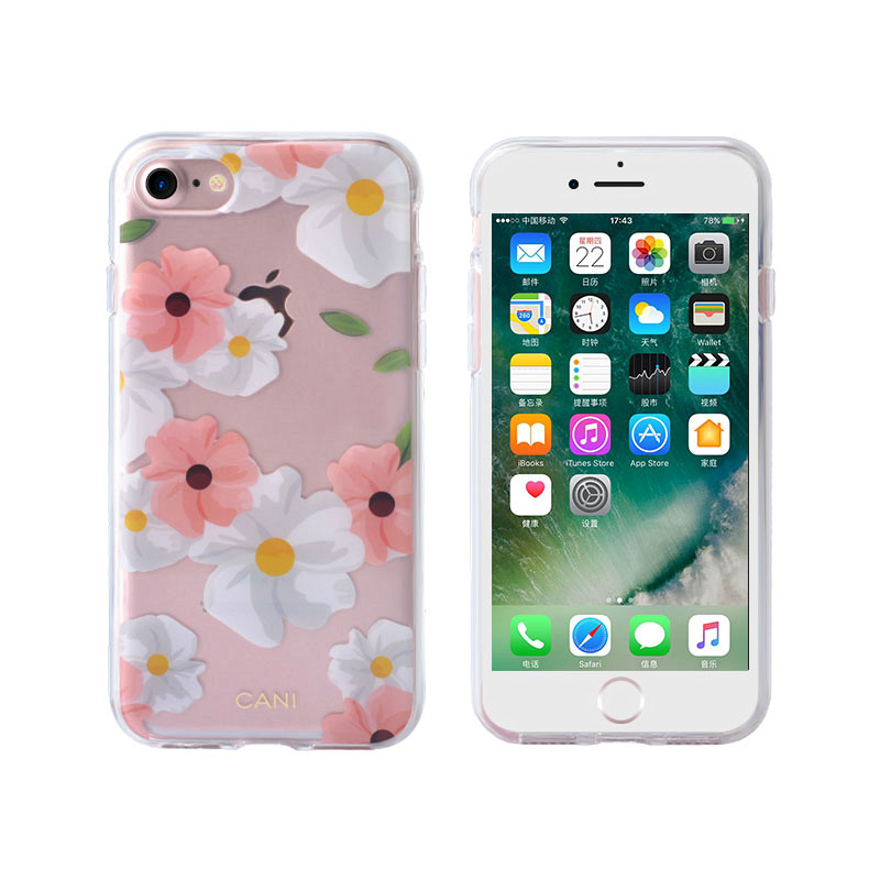 Flowery IMD iPhone 7 Plus Case