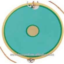 Elemento piezoelétrico cerâmico de lado duplo 2.3khz Cerâmica piezoelétrica de 31mm