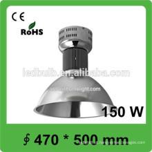 As vendas por atacado 150W conduziram a luz conduzida interna da baía elevada com CE & RoHS