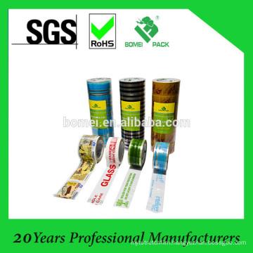 Logo Printed Packing Tapes (ISO9001, SGS, BV)