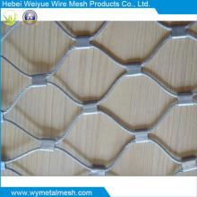 Malla de cuerda de alambre de acero inoxidable 304 para decoración