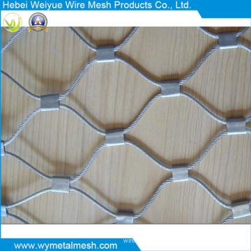 304 из нержавеющей стальной трос сетки для украшения
