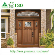 Exterior Fiber Glass Door China Lastest Design