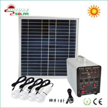 10W Mini Solar Lighting System Fs-S903 (CE, IEC, RoHS approved)