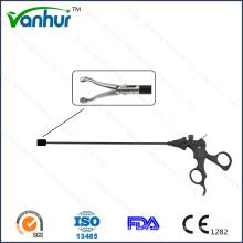 5 mm Instruments laparoscopiques Pinces à graisse de la vessie