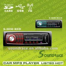 Lecteur mp3 de voiture de design de mode émetteur FM usb