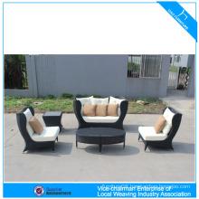 F- Europe Style Outdoor Garden Rattan Sofa Set (CF1000)