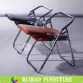 Cadeira de sala de conferência puxável de alta qualidade e caixilhável de vanguarda