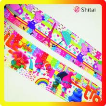 Colorful digital printing ribbon