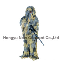 Forest Design Militaire Camouflage Ghillie Suit (HY-C002)